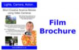 Lights, Camera, Action brochure
