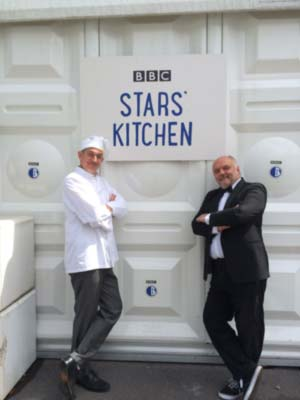BBC stars kitchen
