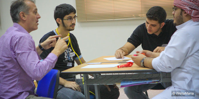 Abu Dhabi Workshop