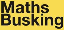 maths busking logo