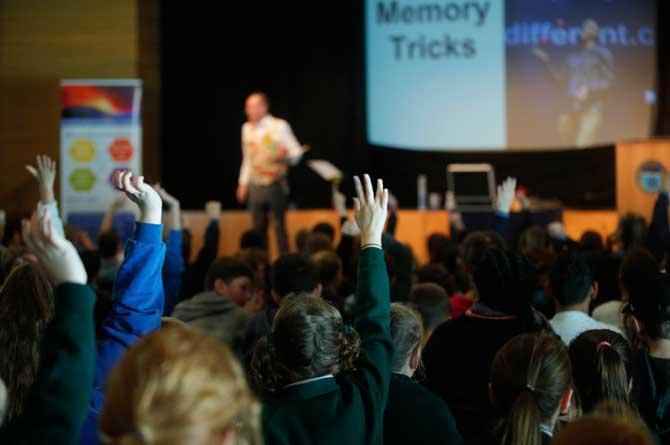 Irish Maths Week Dublin Audience