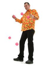 five ball bounce